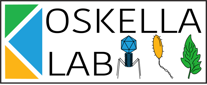 Koskella Lab Logo (Text White Background)